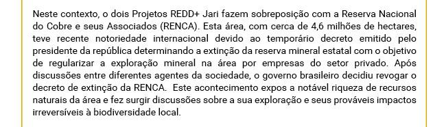 Projeto REDD+ Manoa é destaque na Revista EXAME