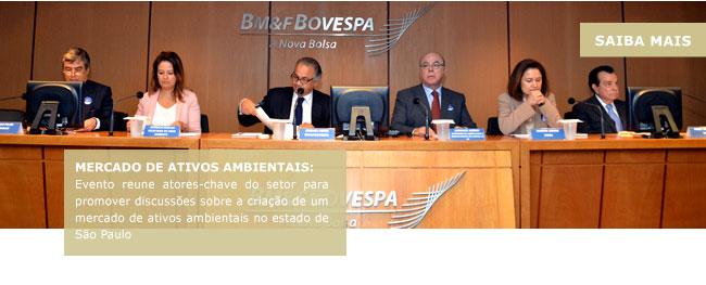 Mercado de ativos ambientais