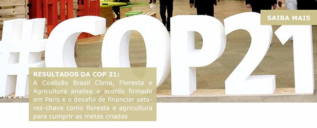 Resultado da COP21